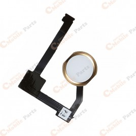 iPad Air 2 / Mini 4 / Pro 12.9 1st Home Button Flex Cable - Gold