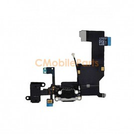 iPhone 5 Dock Connector Flex - Black