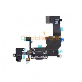 iPhone 5C Dock Connector Flex - Black