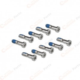iPhone 5 / 5S / SE Bottom Screw (10 Set) - Silver