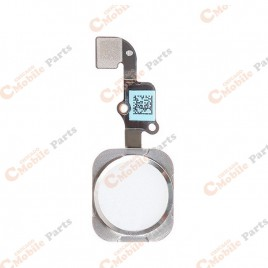iPhone 6S / 6S Plus Home Button Flex Cable - Silver