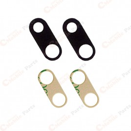 iPhone 7 Plus / 8 Plus Back Camera Lens with Adhesive (x2)