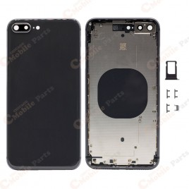 iPhone 8 Plus Back Housing with Camera Lens - Space Gray