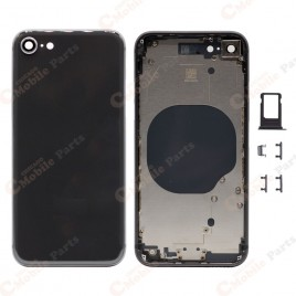iPhone 8 Back Housing with Camera Lens - Space Gray