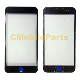 iPhone 6 Plus Front Glass Frame Assembly - Black