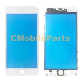 iPhone 6 Plus Front Glass Frame Assembly - White
