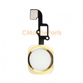 iPhone 6 / 6 Plus Home Button Flex Cable - Gold