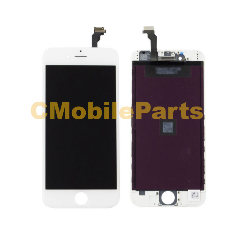 iPhone 6 LCD Assembly (Aftermarket) White